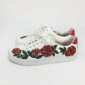 INC International Concepts Fashion Sneakers Floral